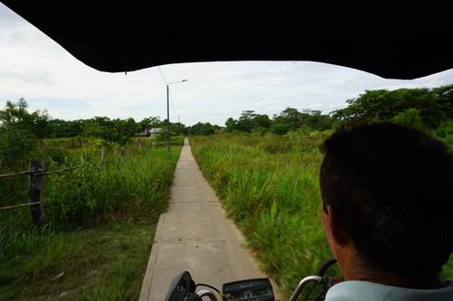 lagunas road to reserva